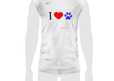 I Love Puppy – Type (B)